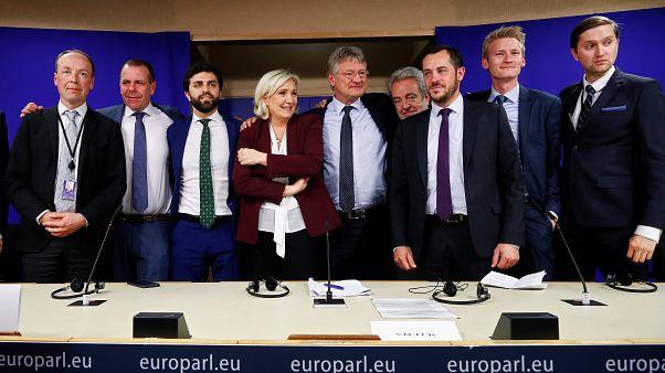 «هویت و دموکراسی»؛ نام گروه جدید راست گرایان افراطی در پارلمان اروپا