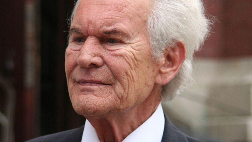 """Ex-""""Tagesschau""""-Sprecher Wilhelm Wieben mit 84 gestorben"""