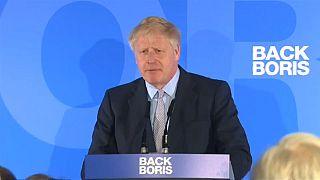 Boris Johnson vence primeira votação dos conservadores
