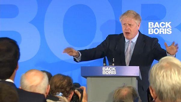 """""""Back Boris"""" : Boris Johnson toujours pressenti pour succéder à Theresa May"""