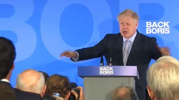 Консерваторы поддержали кандидатуру Бориса Джонсона
