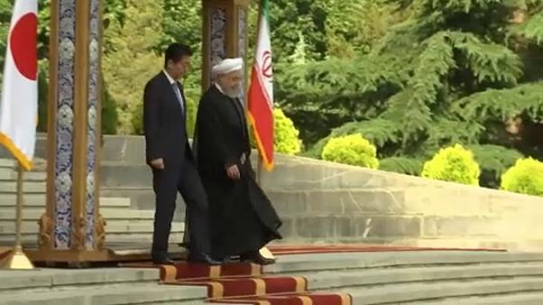 Япония за мир на Ближнем Востоке