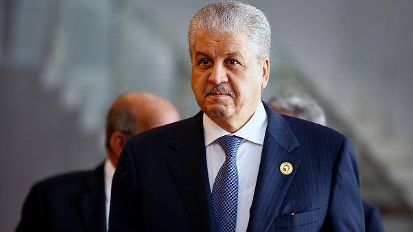 رئيس الوزراء الجزائري السابق عبد المالك سلال في أديس أبابا