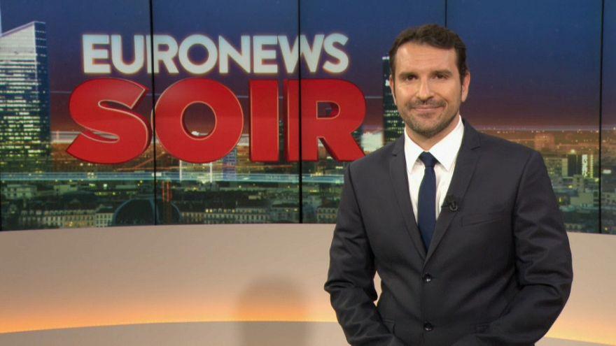 Euronews Soir : l'actualité du 13 juin 2019