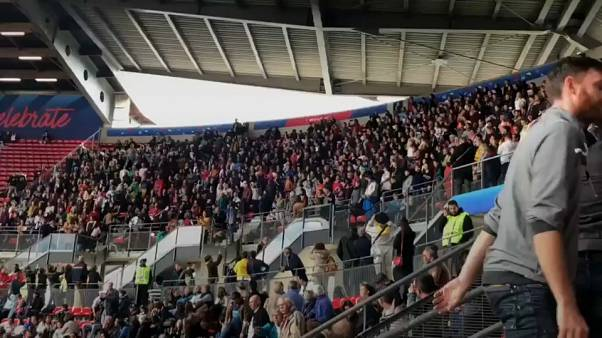 Mondiali femminili 2019: i tifosi intonano inno femminista durante Svezia-Cile