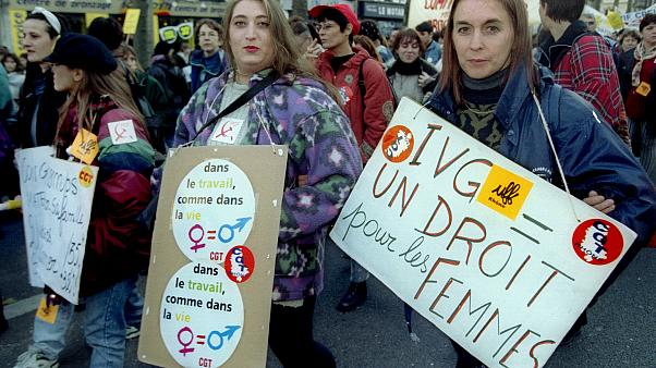 French Senate backtracks on changes that would have extended abortion timeframe to 14 weeks