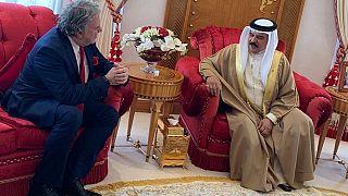 Η ενίσχυση των σχέσεων Ελλάδας-Μπαχρέιν στο επίκεντρο της επίσκεψης Κατρούγκαλου