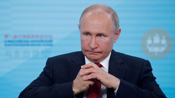 Trump'ın Polonya'ya asker gönderme kararının ardından Putin: ABD ile ilişkiler giderek kötüleşiyor