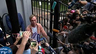 Putin demite generais do caso Golunov