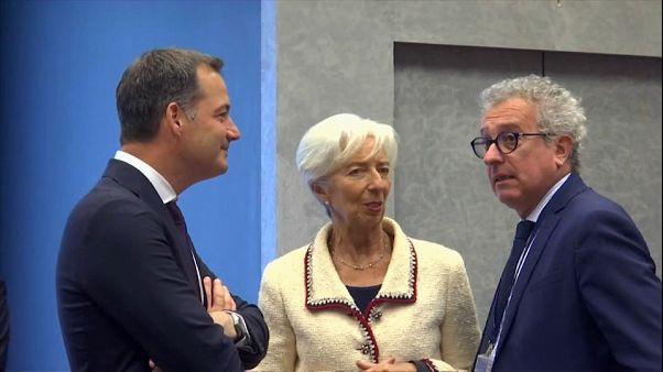 L'Eurogroupe exhorte Rome à réduire sa dette colossale