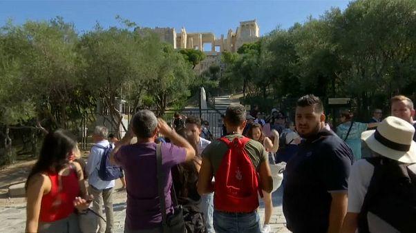 Il turismo rallenta in Grecia: gli albergatori in allarme