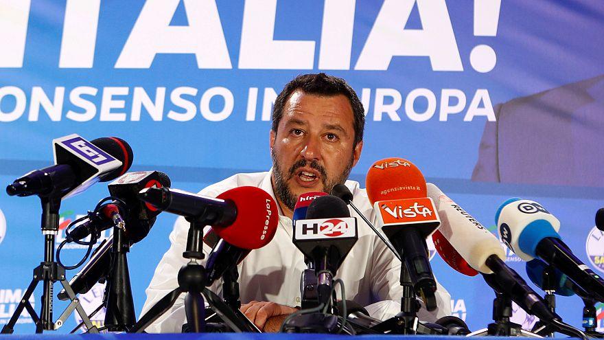 """""""Politische Entführung"""": Salvini zofft sich mit Sea Watch"""