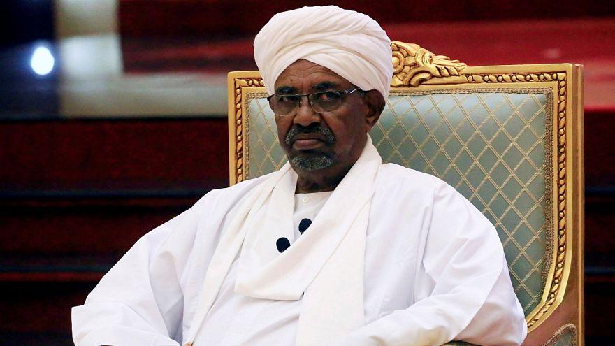 الرئيس السوداني المخلوع عمر حسن البشير