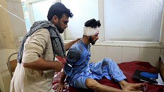 انفجار در جلالآباد افغانستان