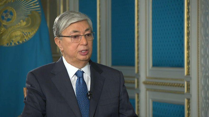 "Kazakistan, il neo eletto presidente Tokayev:"" Sì, ci sono stati degli arresti"""