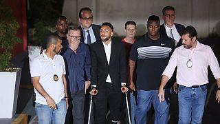 نيمار يدلي بشهادته حول مزاعم باغتصابه عارضة أزياء في باريس