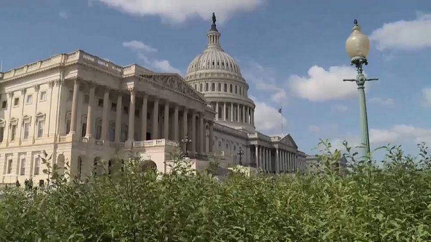 Сенат США заблокировал закон о выборах