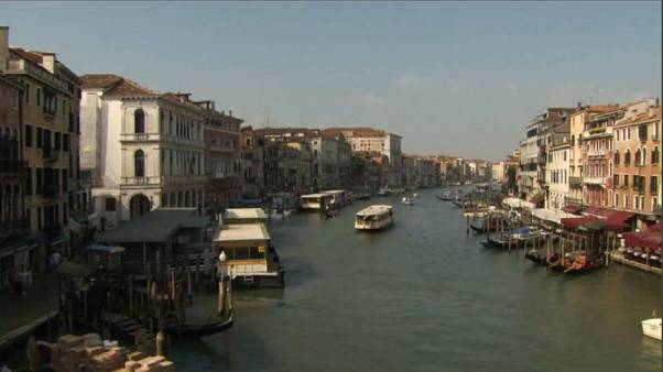 "Venezia, amore a prima... ""VISA"""
