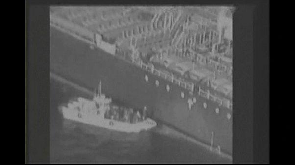 برلين: الفيديو الذي نشره الجيش الأميركي حول هجوم الناقلتين لا يكفي قطعا بتحديد المسؤول عنه