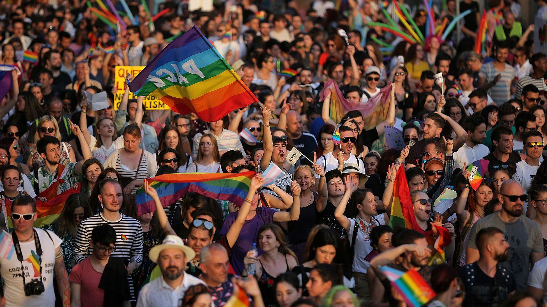 Legalización de la homosexualidad: Alemania lo hizo hace 25 años, ¿y otros  países europeos? | Euronews