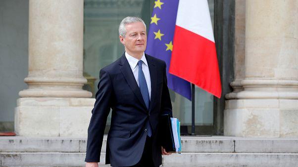 Μπρούνο Λε Μερ: Επετεύχθη συμφωνία για τον μελλοντικό προϋπολογισμό της ευρωζώνης
