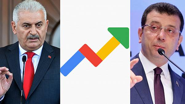 23 Haziran İstanbul seçimleri: Google'a göre hangi aday daha 'popüler'?