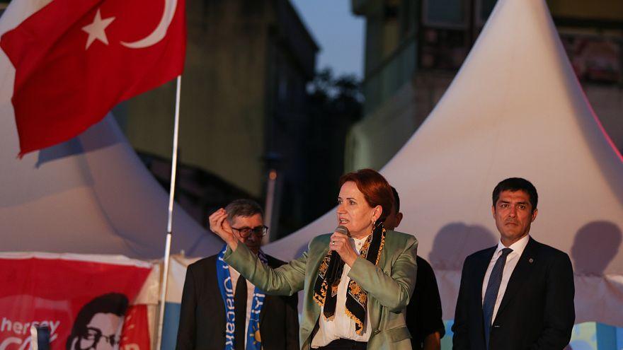 İYİ Parti Genel Başkanı Meral Akşener,