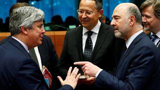 Eurogroup: Μικρή πρόοδος για τον κοινό προϋπολογισμό της Ευρωζώνης