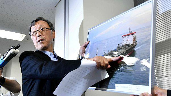 انفجار نفتکشها در دریای عمان؛ خدمه تانکر ژاپنی «دو شیء پرنده» دیدهاند