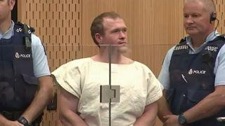 Atirador de Christchurch declara-se inocente