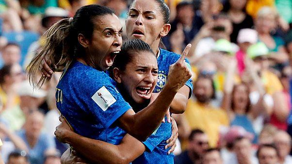 Marta ataca, Marta marca: Brasileira bate recorde