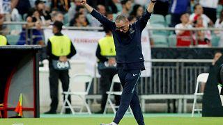 Chelsea-Trainer Sarri ist auf dem Sprung nach Turin