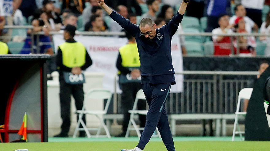Maurizio Sarri veszi át a Juventust