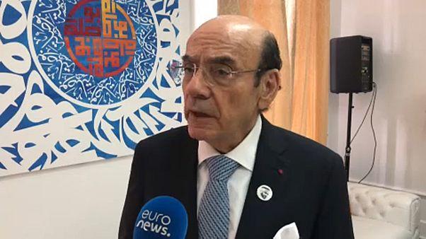 زكي نسيبة وزير دولة في الإمارات العربية المتحدة