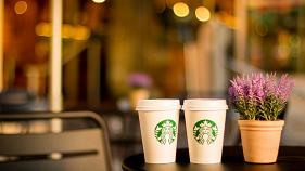 Starbucks rents out reusable coffee cups at UK Gatwick Airport