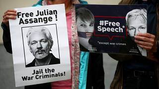Julian Assange's US extradition hearing set for February 2020