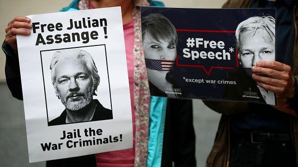 Extradição de Julian Assange decidida em 2020