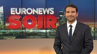 Euronews Soir : l'actualité du vendredi 14 juin 2019
