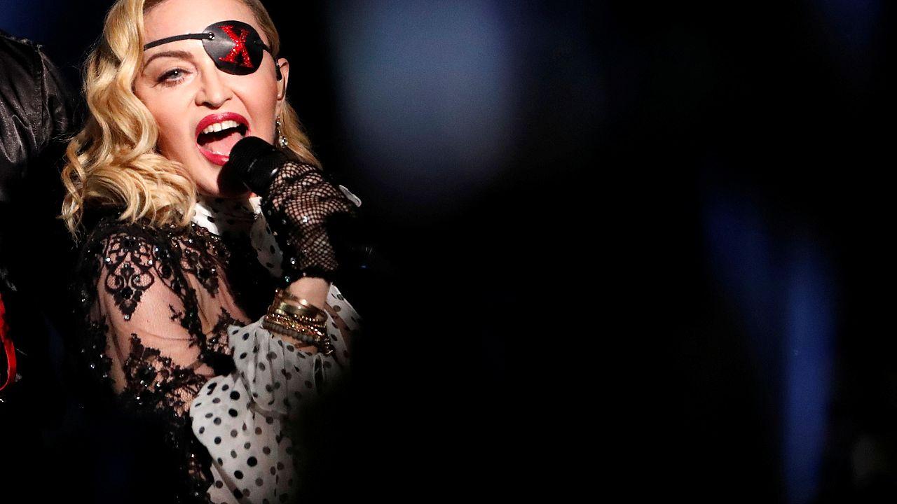 Itt van Madonna legújabb stúdióalbuma