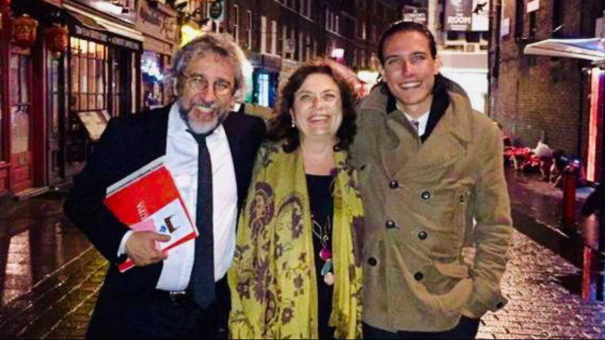 Dündar çifti yeniden bir arada: Can Dündar'ın eşi Dilek Türker Dündar Türkiye'den ayrıldı