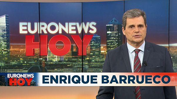 Euronews Hoy | Las noticias del viernes 14 de junio de 2019