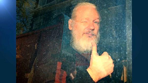Assange kiadásáról 2020 februárjában dönt a brit bíróság