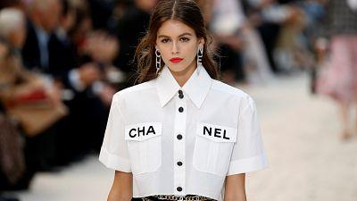 Chanel at Paris Fashion Week, 2018