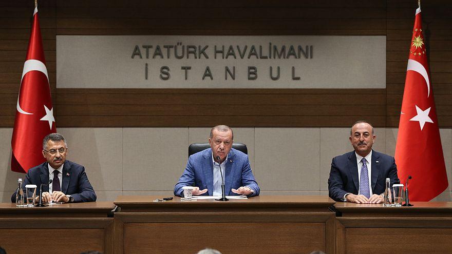 Cumhurbaşkanı Erdoğan'dan Suriye, İstanbul seçimleri ve vali tartışmasına ilişkin açıklamalar