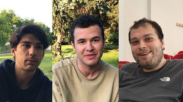 Video   Gençler İstanbul adaylarından beklentilerini anlattı