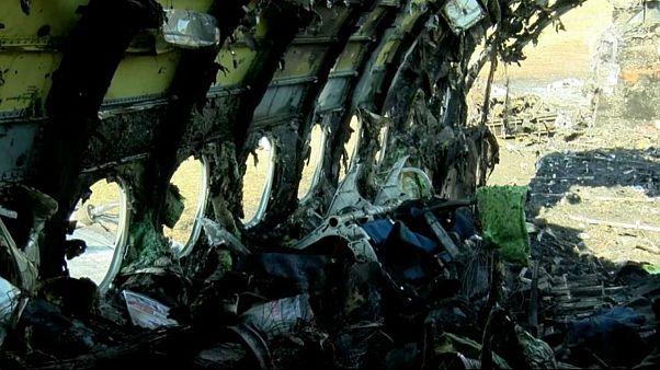 صاعقه عامل سقوط هواپیمای سوخوی روسی بود