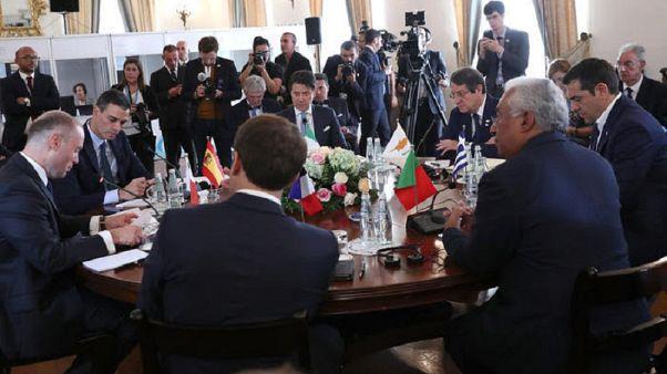 EUMed7: Τo θέμα των τουρκικών προκλήσεων θέτουν Αναστασιάδης-Τσίπρας