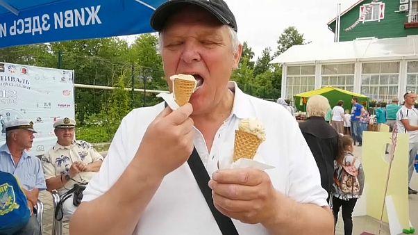 Herings-Eis oder doch lieber Matjes?