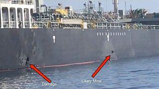 آلمان: ویدئوی آمریکا برای یافتن متهم حمله به نفتکشها کافی نیست