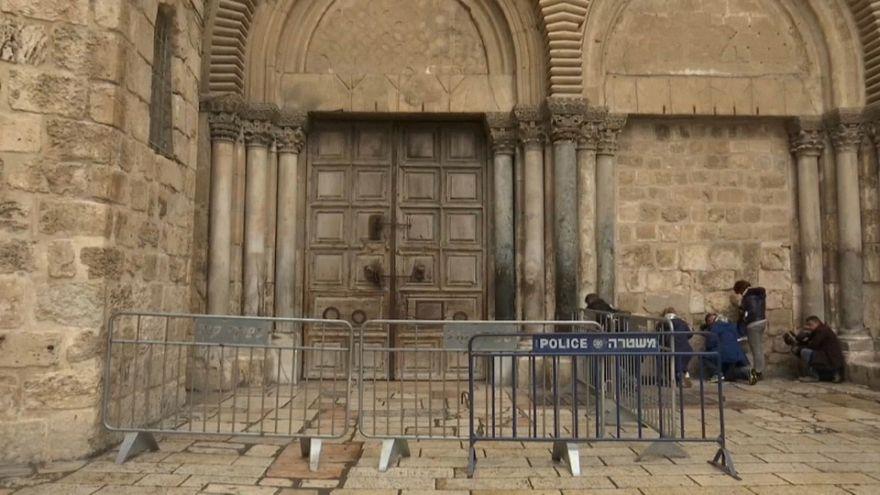 Riesgo de pérdida de la presencia cristiana en Jerusalén